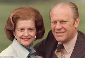 GERALD & BETTY FORD